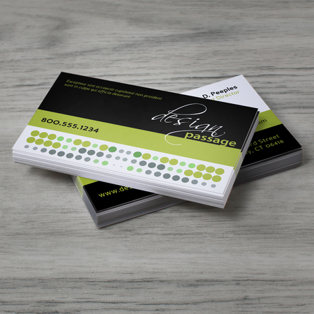 Business Cards line Business Card Printing