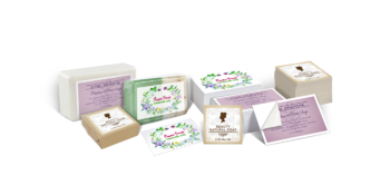 Cut-to-size Soap Labels