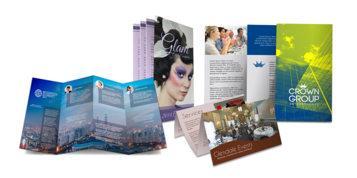 accordion fold brochure template - accordion fold brochure printing