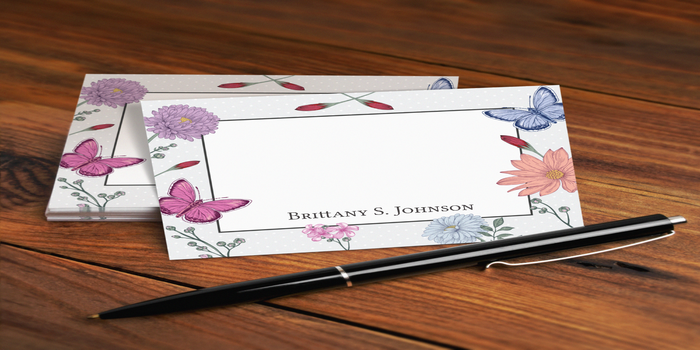 Stationery Note Cards