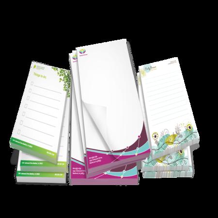 Custom paper online notepads