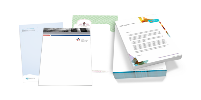 Full Color Letterhead Printing