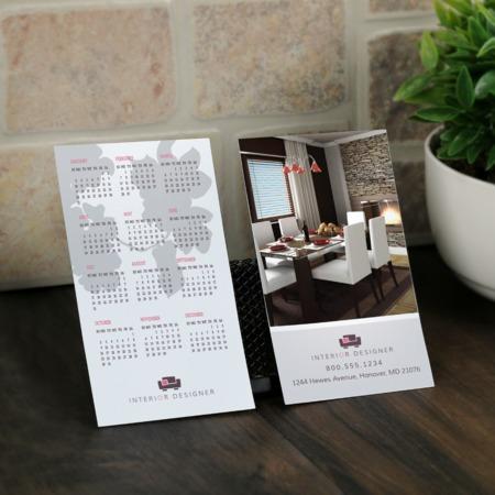 Card calendars printing business card calendars uprinting colourmoves