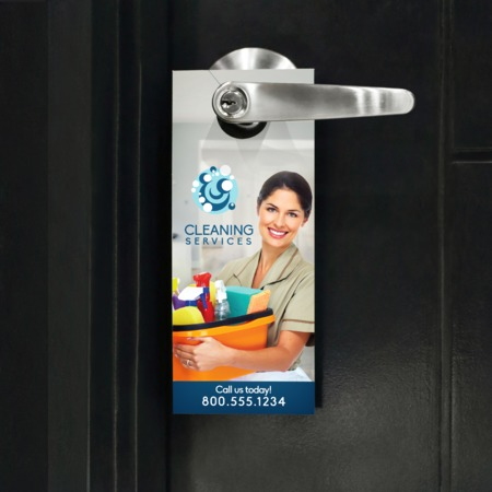 Custom Door Hanger Printing Uprinting