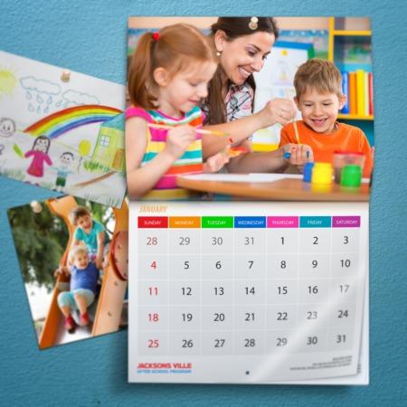 Calendar Printing | Wall, Poster, Magnetic & Card - UPrinting