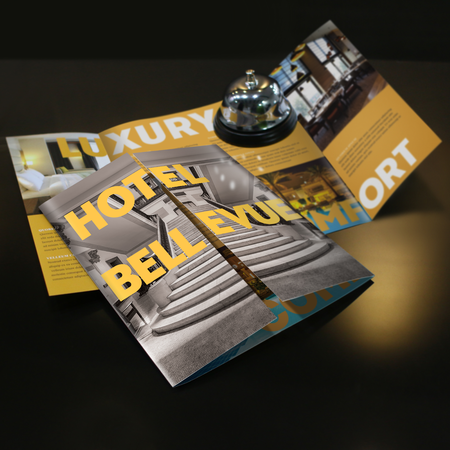 Gate Fold Brochure Printing | UPrinting.com