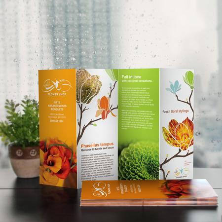 Accordion Fold Brochure Printing | UPrinting.com
