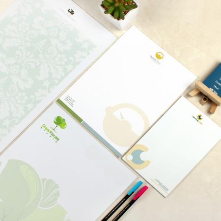 personal letterhead printing uprinting com