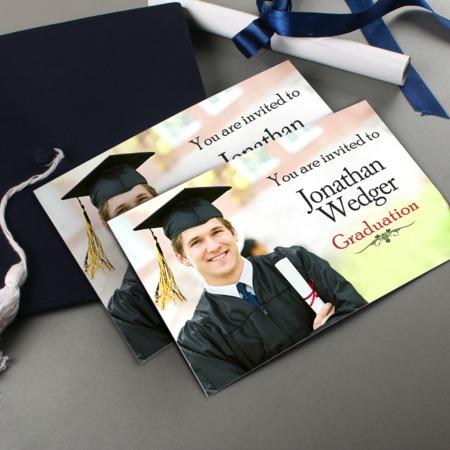 custom graduation postcards uprinting com