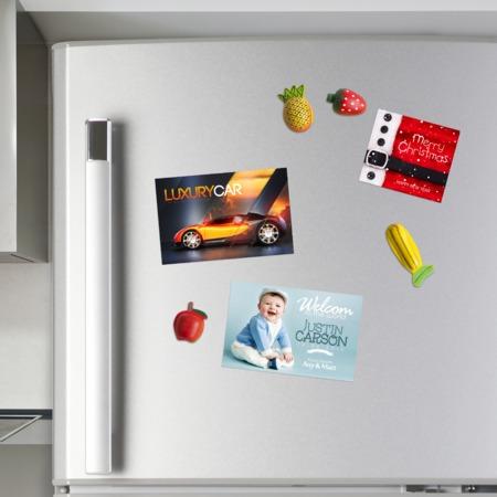 Custom Refrigerator Magnets